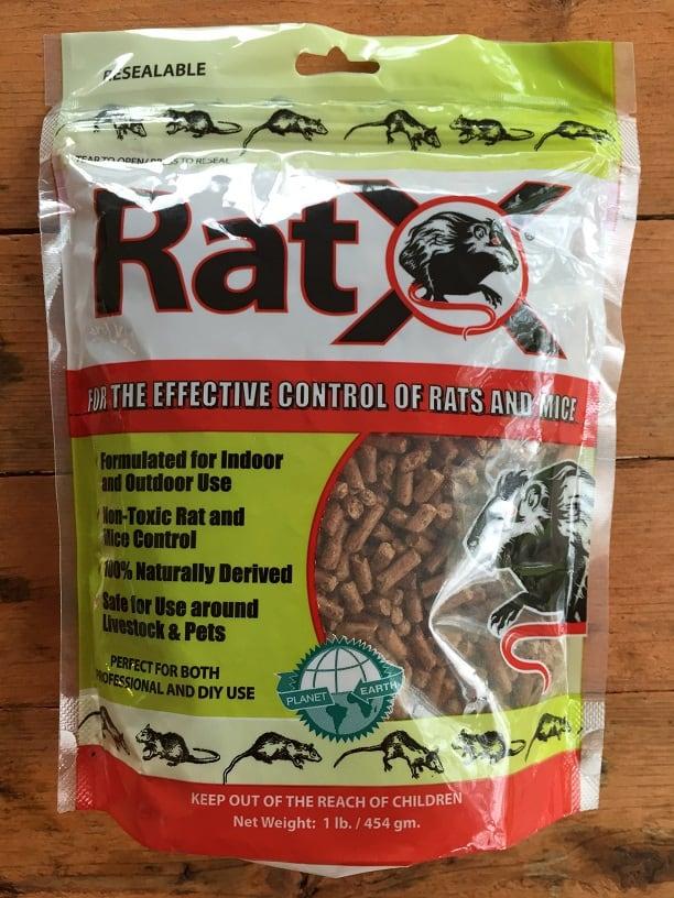 Rat X Poison