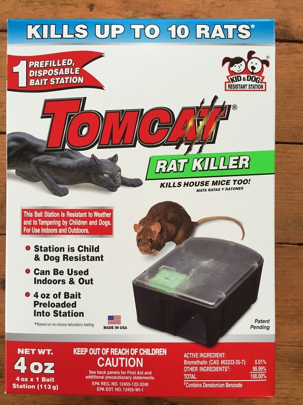 Best Rat Poison Solutions For Effectively Killing Rodents
