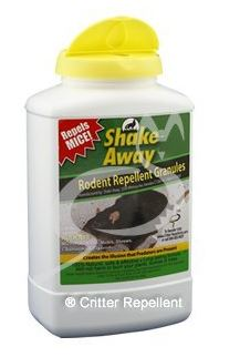 Shake Away Critter Repellent