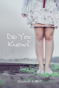 cover of Did You Know?, girl in skirt near railroad tracks