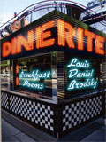 DINE-RITE: BREAKFAST POEMS by Louis Daniel Brodsky