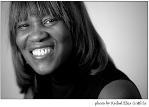 Patricia Smith, photo by Peter Dressell
