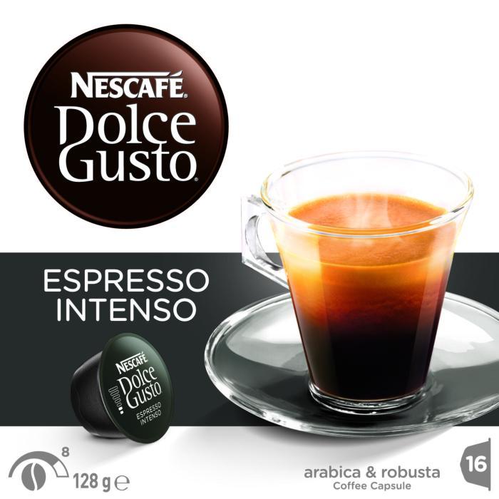 Espresso intenso pack shot