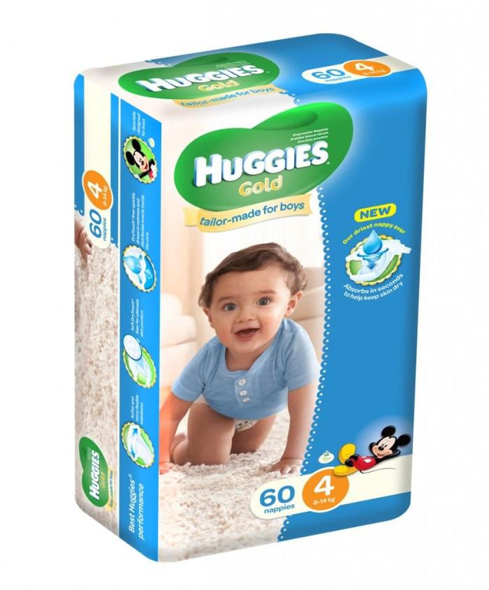 Huggies Size 4 Boys