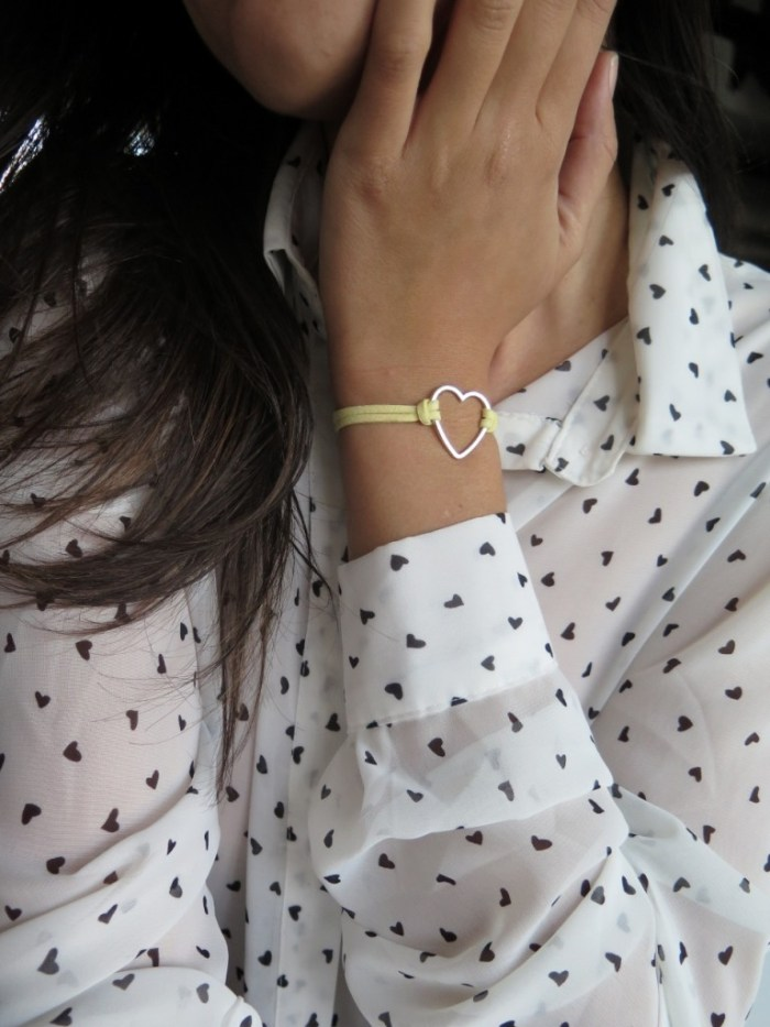 Romeo Foxtrot Big Heart Bracelet (11)