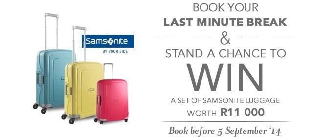 Samsonite Competition2
