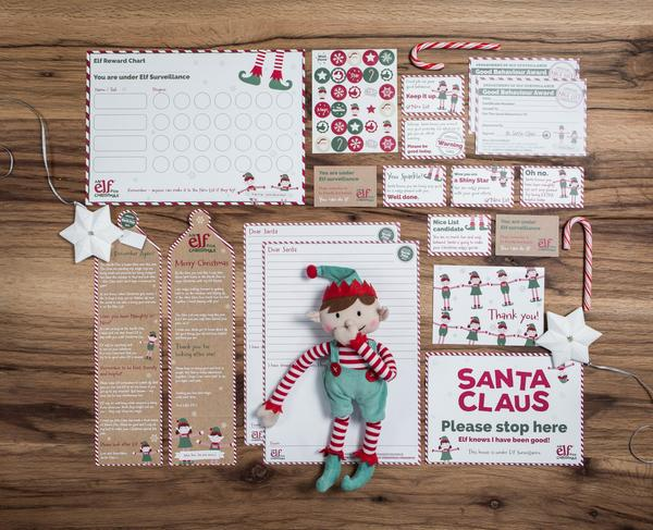 Your kids will love these christmas elf kits from santa rattle the site also stocks a book a north pole sticker set and an advent letter set which are worth a look too spiritdancerdesigns Image collections
