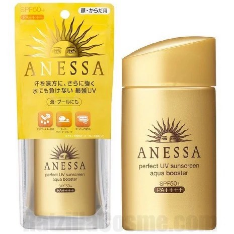 ANESSA Perfect UV Aqua Booster
