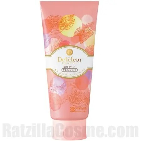DETclear Bright & Peel Hot Cleansing Gel Cream