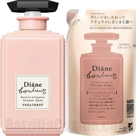Diane Bonheur Grasse Rose Damage Repair Treatment