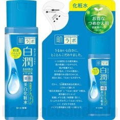 Hada-Labo Shirojyun Whitening Lotion (2018 version)