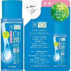 Hada-Labo Shirojyun Whitening Milk (2018 version)