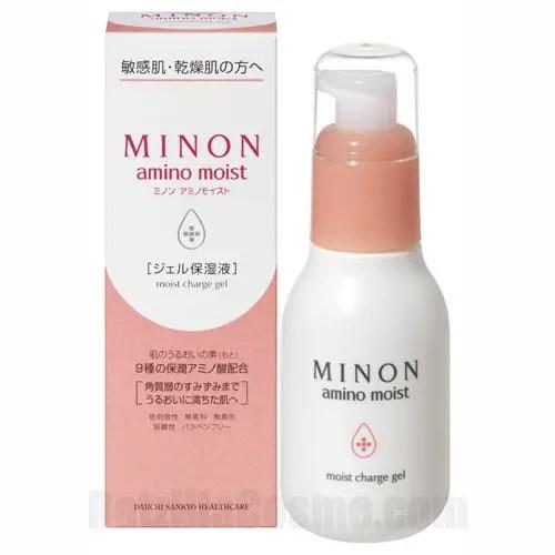 MINON amino moist Moist Charge Gel