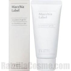 Macchia Label Sun Protect UV Gel