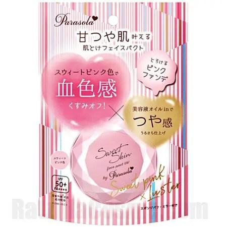Parasola Sweet Skin Face Powder UV
