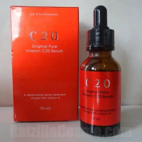 Review OST C20 Original Pure Vitamin C20 Serum