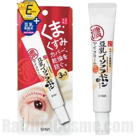 SANA Namerakahonpo Eye Cream