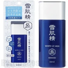 SEKKISEI White UV Milk SPF50+