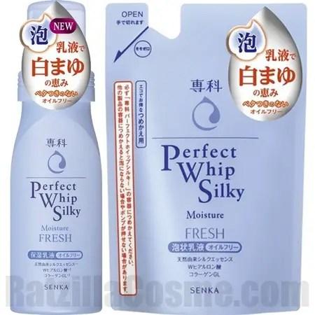 Shiseido SENKA Perfect Whip Silky Moisture FRESH