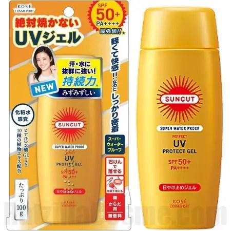 SUNCUT Ultra UV Perfect Protect Gel (Super Waterproof) SPF50+