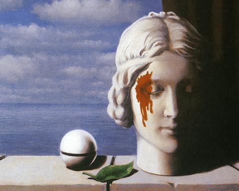 Memoria di Magritte