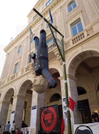 Mussolini macerata