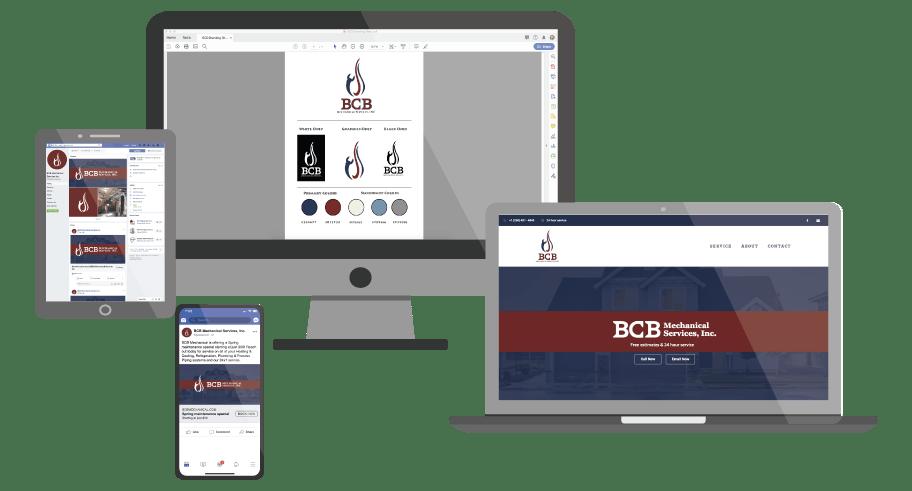 BCB Mechanical Web Image