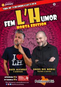 Fem L'Humor con Ángel del Moral @ Auditori Barradas