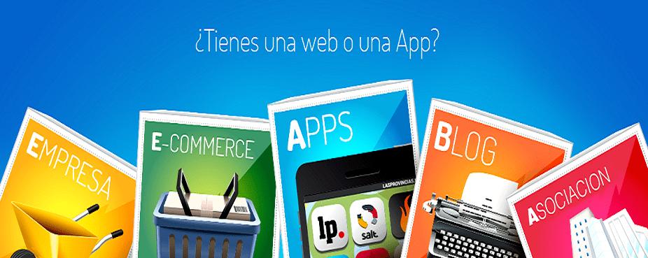 Finalista en tres categorías de los Premios Web Cantabria 2013