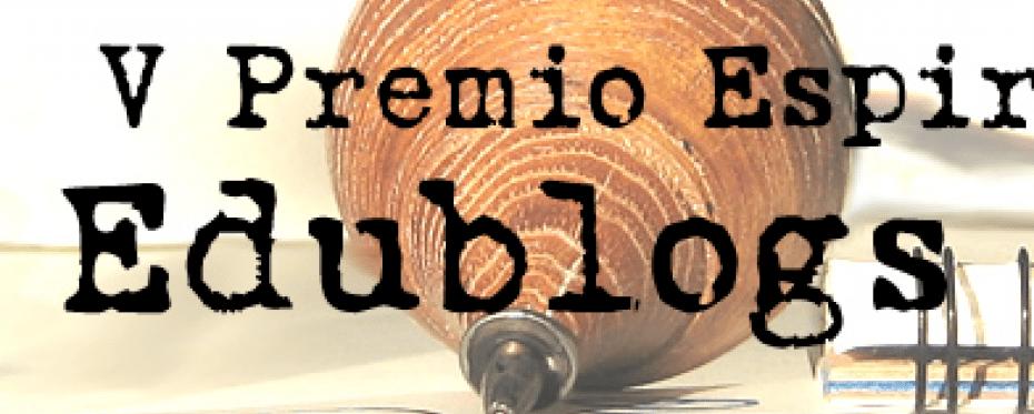 """Finalista de los """"Premios Espiral Edublogs 2011″"""