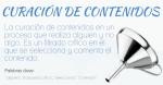 """Infografía """"Curación de Contenido"""""""