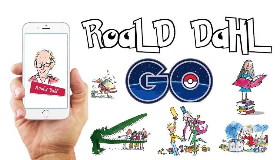 'Roald Dahl GO': ¡Comienza la caza!