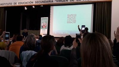 Ponencia en el curso de directores del INTEF 2017