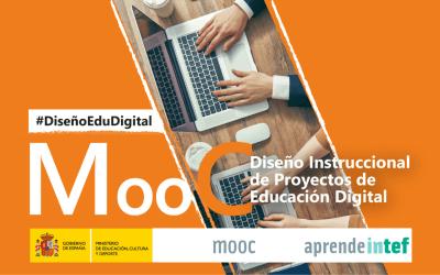 """MOOC """"Diseño Instruccional de Proyectos de Educación Digital"""""""