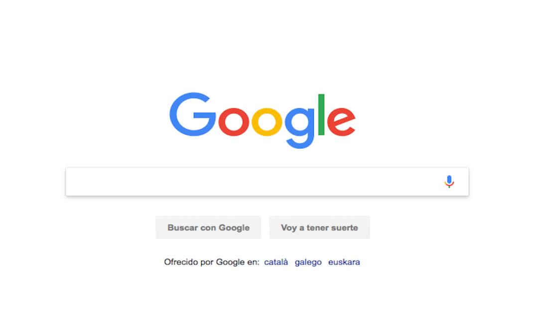 Búsquedas con Google