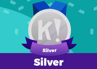 Kahoot Certified – Silver