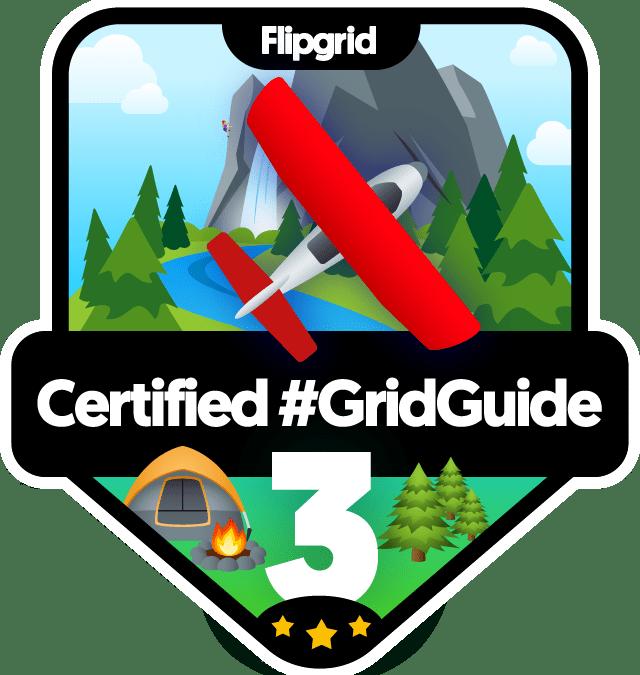 Flipgrid Certified Educator – Level 3