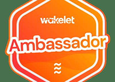 Embajador Wakelet