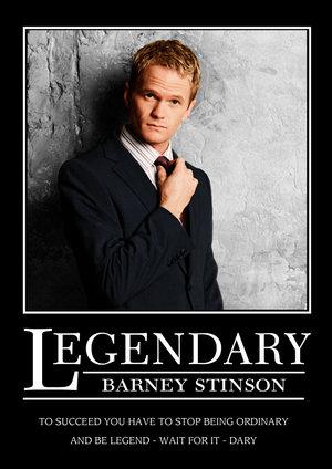 Legendary___Barney_Stinson_by_SouthernDesigner