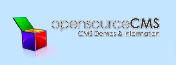 Elige tu propio sistema gestor de contenidos gratuito en OpenSourceCMS