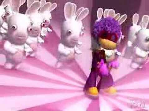 Razones para comprarte una Wii (o cómo tener pesadillas con conejos)