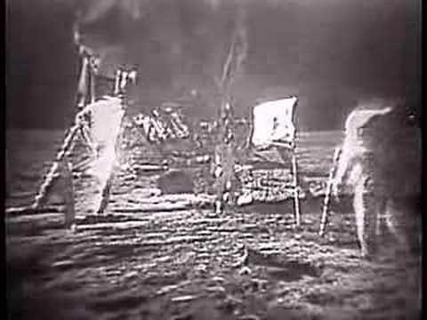 La NASA ha encontrado las cintas desaparecidas del alunizaje en 1969