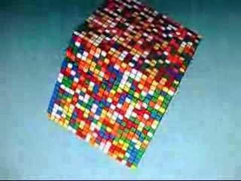 Cubo de Rubik de 20x20x20