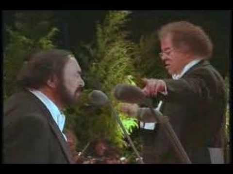 Adios Luciano Pavarotti, tu voz será recordada por siempre