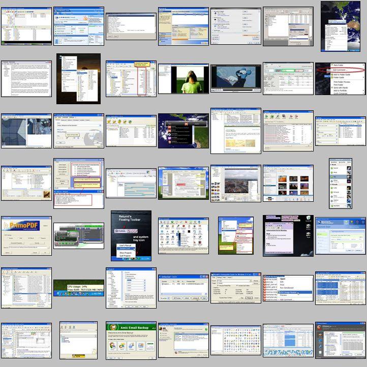 Reinstala Windows XP a base de Software Libre