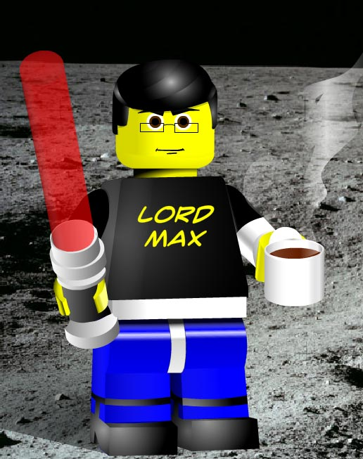Lego yourself