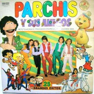 Parchis y sus amigos…