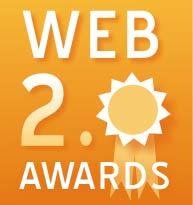 Los primeros Web 2.0 Awards.