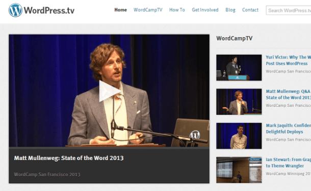 wordpress tv videos help study resource