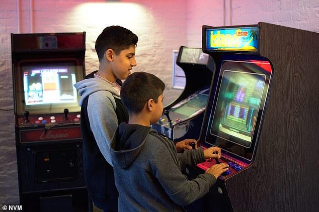 ¡Geek es la palabra! El Museo Nacional de Videojuegos está listo para abrir sus puertas en Sheffield con decenas de consolas jugables y máquinas recreativas clásicas en exhibición.